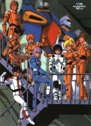 Kidou Senshi Gundam ZZ