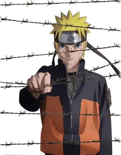 Gekijouban Naruto: Blood Prison
