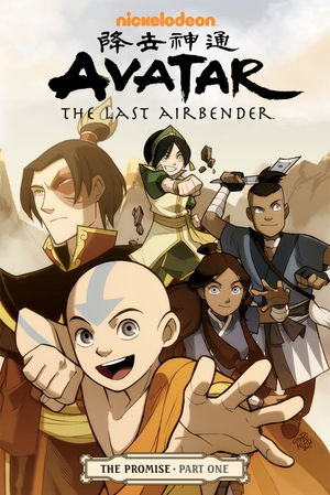 Avatar: The Last Airbender Book 1: Water