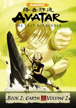Avatar: The Last Airbender Book 2: Earth
