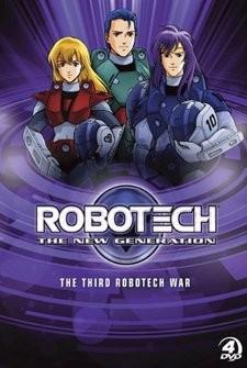 Robotech: New Generation - Third Robotech War