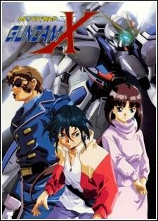 Kidou Shin Seiki Gundam X