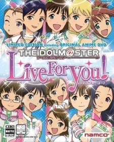The Idolmaster: Live for You!