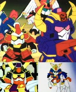 Kidou Senshi SD Gundam no Gyakushuu: SD Sengokuden - Abaowakuujou no Shou