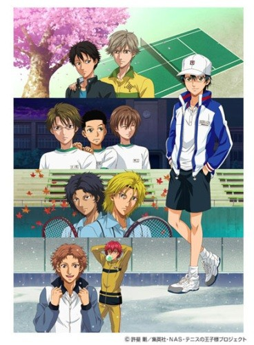 Tennis no Ouji-sama OVA Another Story II: Ano Toki no Bokura
