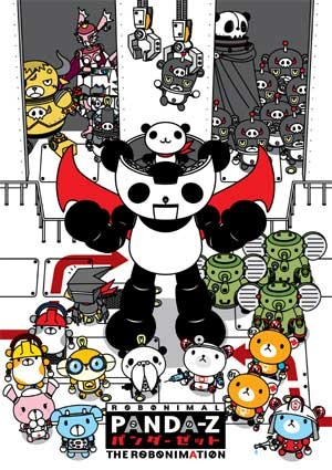 Panda-Z The Robonimation