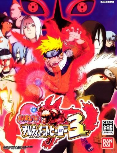 Naruto Narutimate Hero 3: Tsuini Gekitotsu! Jounin tai Genin!! Musabetsu Dairansen taikai Kaisai!!
