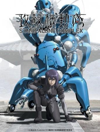 Koukaku Kidoutai Stand Alone Complex