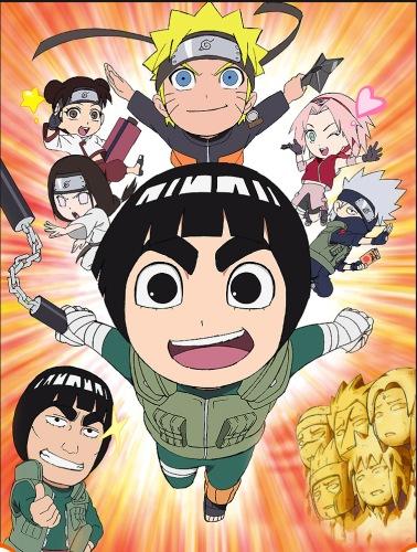 Naruto Sugoi Doryoku: Rock Lee no Seishun Full-Power Ninden