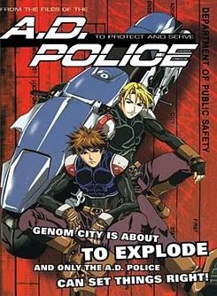 A.D. Police (1999)