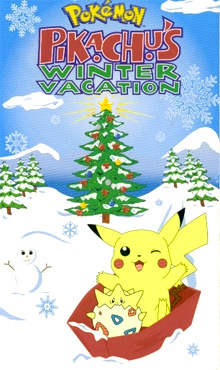 Pocket Monsters: Pikachu no Fuyuyasumi (1999)