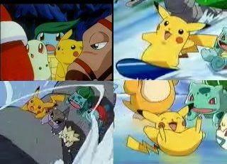 Pocket Monsters: Pikachu no Fuyuyasumi (2001)