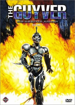 Kyoushoku Soukou Guyver (1989)