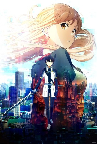 Gekijouban Sword Art Online: Ordinal Scale