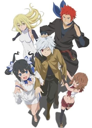 Dungeon ni Deai o Motomeru no wa Machigatte Iru Darouka: Familia Myth OVA