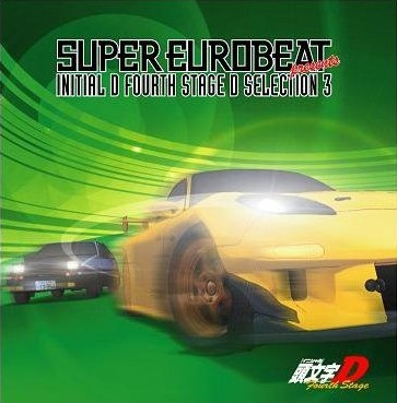 Super Eurobeat Presents Initial D Fourth Stage D Selection 3