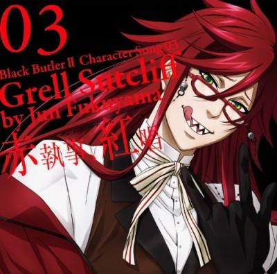 Kuroshitsuji II Character Song 03 Grell Sutcliff