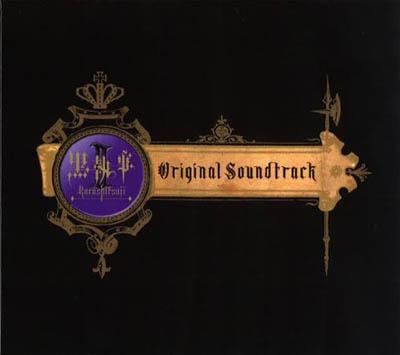 Kuroshitsuji II Original Soundtrack