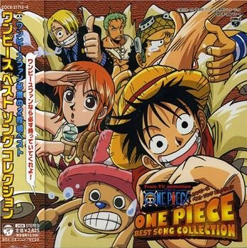 One Piece Best Songs Collection