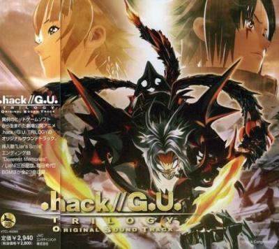 .hack//G.U. Trilogy Original Sound Track