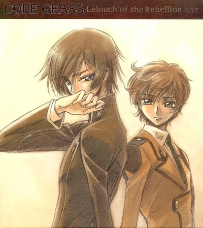 Code Geass Lelouch of the Rebellion O.S.T.