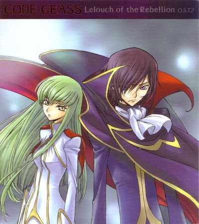 Code Geass Lelouch of the Rebellion O.S.T.2