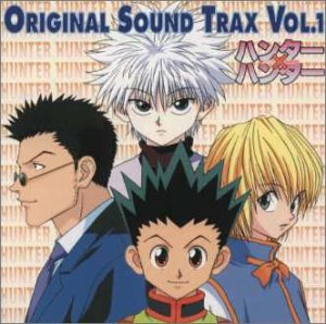 Hunter x Hunter Original Sound Trax Vol. 1