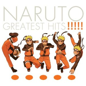 Naruto Greatest Hits!!!