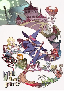 Little Witch Academia Original Soundtrack