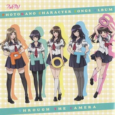 Photokano Character Songs Album: Through the Camera