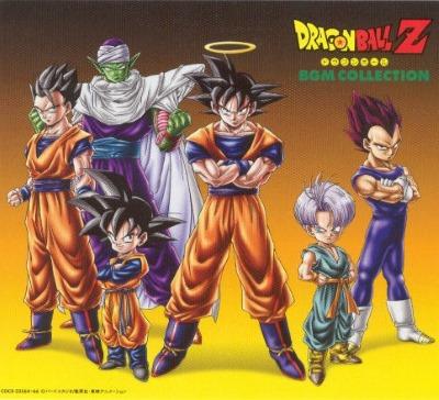 Dragon Ball Z BGM Collection