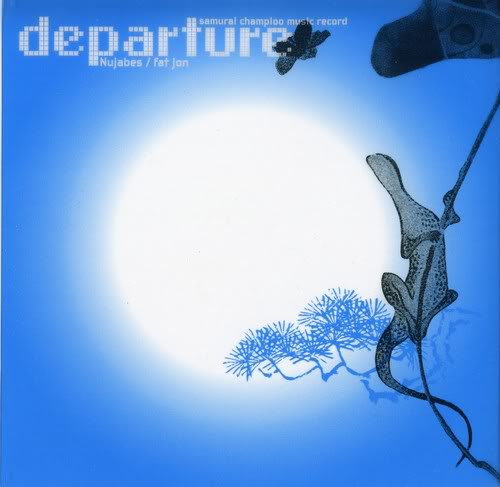 Samurai Champloo Music Record: Departure