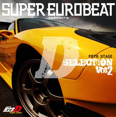 Super Eurobeat Presents Initial D Fifth Stage D Selection Vol. 2