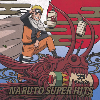 Naruto Super Hits 2006 - 2008
