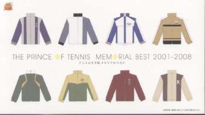 The Prince of Tennis Memorial Best 2001-2008