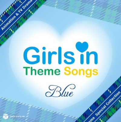 Girls in Theme Songs Blue