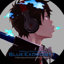 Blue Exorcist Original Soundtrack 1