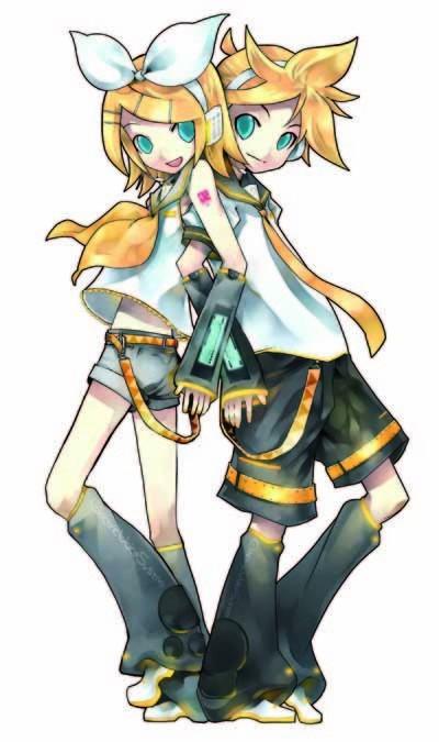 Rin \ Len
